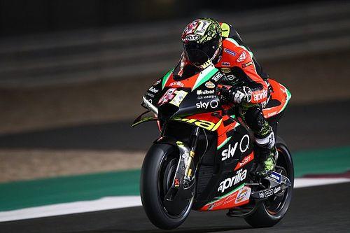 MotoGP: Aprilia anuncia renovação do contrato de Aleix Espargaró por dois anos