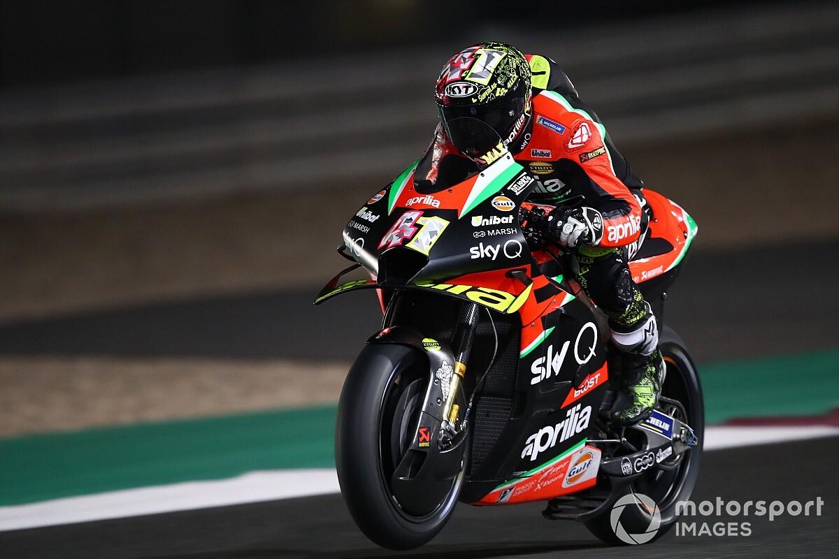 Espargaro langer bij MotoGP-team Aprilia