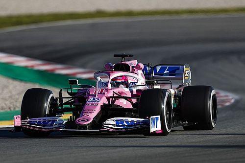 Racing Point nie szuka nowych kierowców