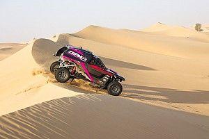 Meeke rusza na Dakar