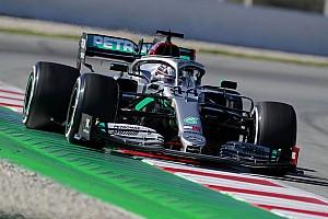 Hamilton, W11'de geçen haftaya göre daha kötü hissetmiş