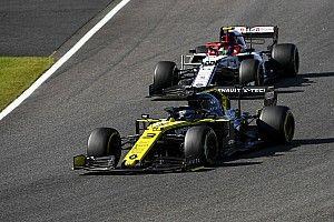 """Ricciardo: """"Renault moet positief blijven tot het jaar om is"""""""
