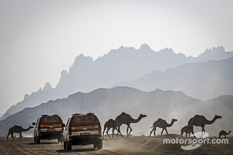 Dakar 2020 con 8.000 km y navegación de alta complejidad