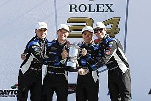 "Kobayashi ""confident"" of fighting for Rolex 24 hat-trick"