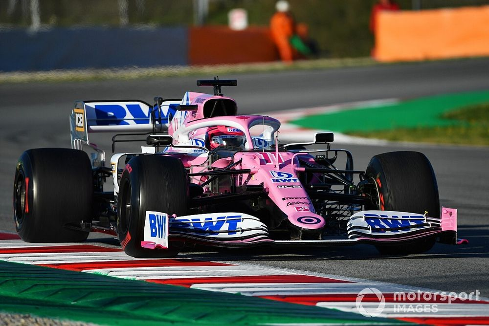 Racing Point: a confirmar en Austria lo visto en pretemporada