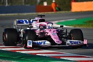"""サインツJr.、レーシングポイント警戒「""""ピンク・メルセデス""""は爪を隠している」"""