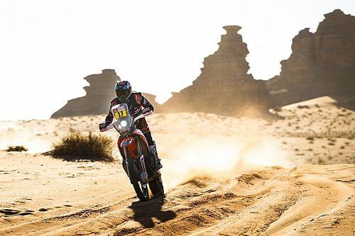 Cornejo se estrena en el Dakar; Barreda sufre en la cuarta etapa