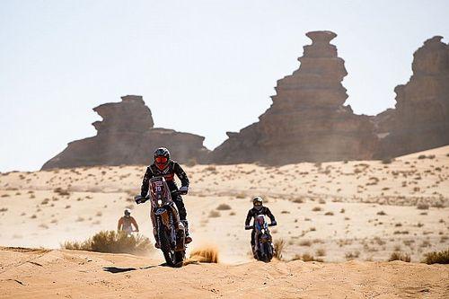 Galeri: Dakar Rallisi'nde 4. günden kareler