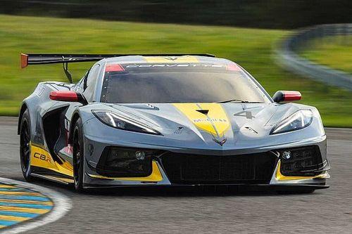 Новый Corvette Z06 сразится на треке с Porsche 911 GT2 RS