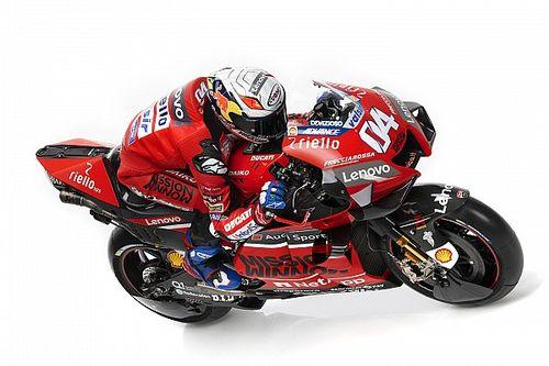 """Dovizioso, le """"chevalier blanc"""" de Ducati, vise de meilleures qualifs"""