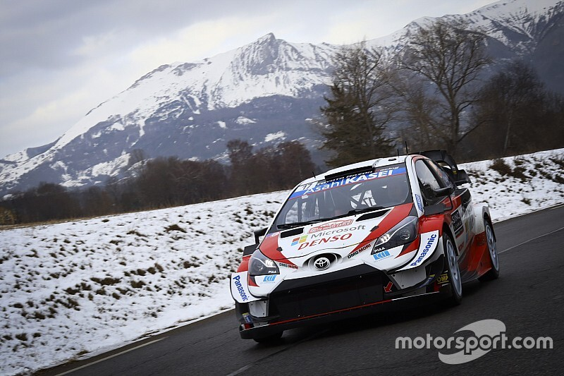 "Ogier lacked ""knowledge"" to push to limit in Toyota"
