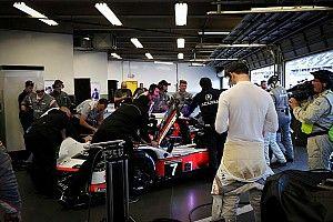 24h Daytona: Mazda schießt Acura ab: Castroneves außer sich
