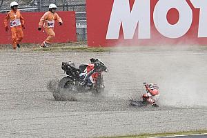 Galería: las mejores imágenes del arranque del GP de Japón