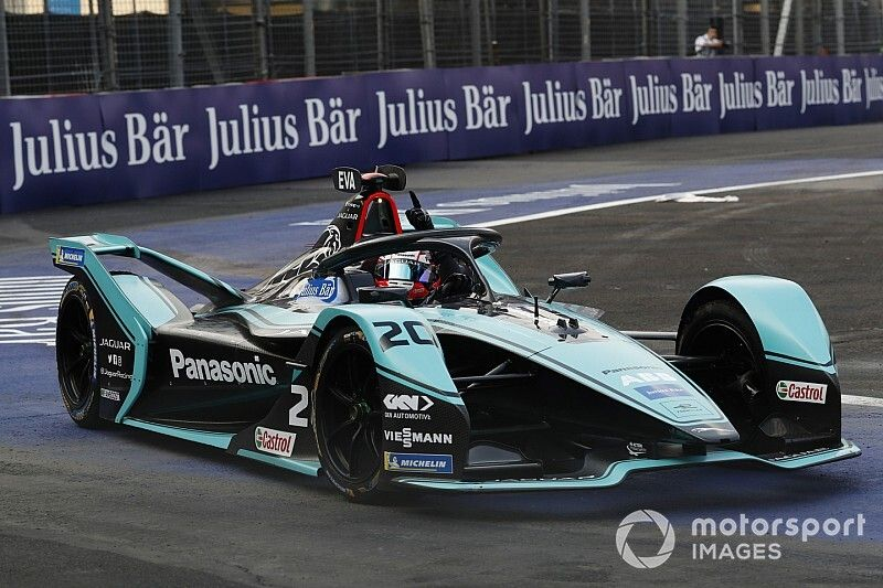 """Evans: """"Jaguar artık sıralama turlarındaki en iyi takımlardan birisi"""""""