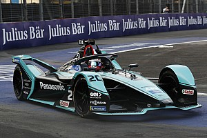 "Jaguar now ""one of the benchmarks"" in qualifying"