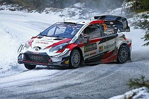 Sweden WRC: Evans ends Saturday on cusp of win