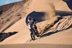 Al Balooshi: Dakar zawsze zaskakuje