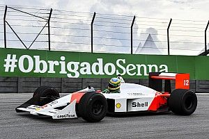 Bruno Senna se emociona ao pilotar McLaren do tio e exalta Hamilton