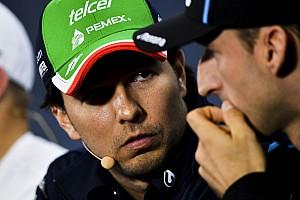 Rozczarowujący sezon Pereza