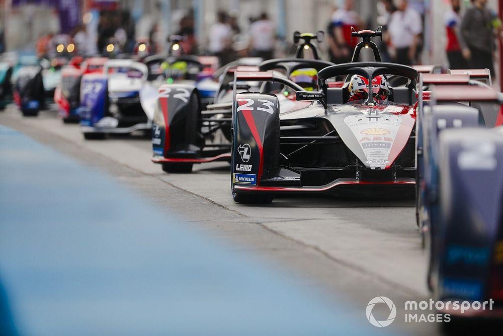 La Formule E vise 15 E-Prix cette année, avec des spectateurs