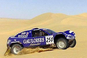 Il y a 20 ans : le doublé de Schlesser sur le Dakar