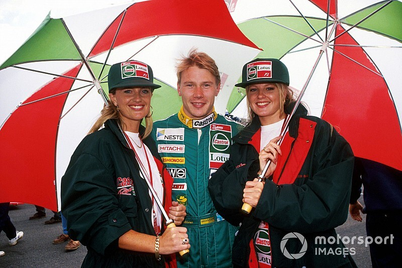 Cuando Häkkinen se durmió un día de carrera y acabó detenido