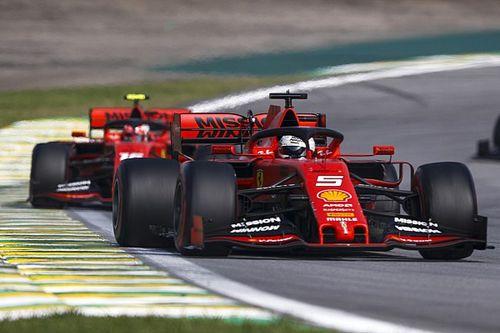 """Chefe da Ferrari revela """"constrangimentos"""" em reuniões com Vettel e Leclerc"""
