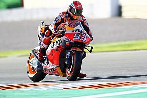 Valencia MotoGP: Marquez wins to seal teams' title for Honda