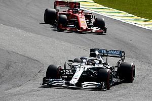 Resmi: Hamilton ceza aldı, Sainz ve McLaren podyuma çıktı!