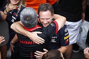 Red Bull нацелилась провести сезон-2020 без штрафных замен двигателей