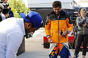 Kulisszák mögött a McLaren az Amerikai Nagydíjról (videó)
