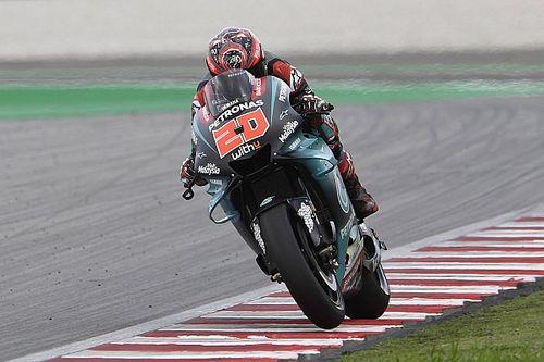 Sepang MotoGP: Marquez kaza yaptı, Quartararo pole pozisyonunu kazandı!