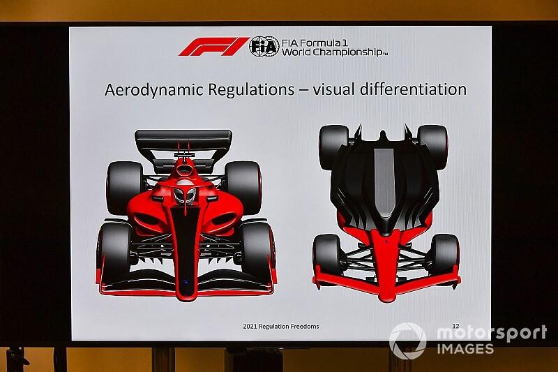 A 2021-es F1-es autók még az F2 mezőnyénél is lassabbak lehetnek