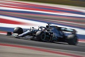Hamilton desbanca Leclerc e é o mais rápido do dia nos EUA
