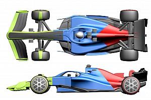 Nem elég félelmetesek az F1-es autók?