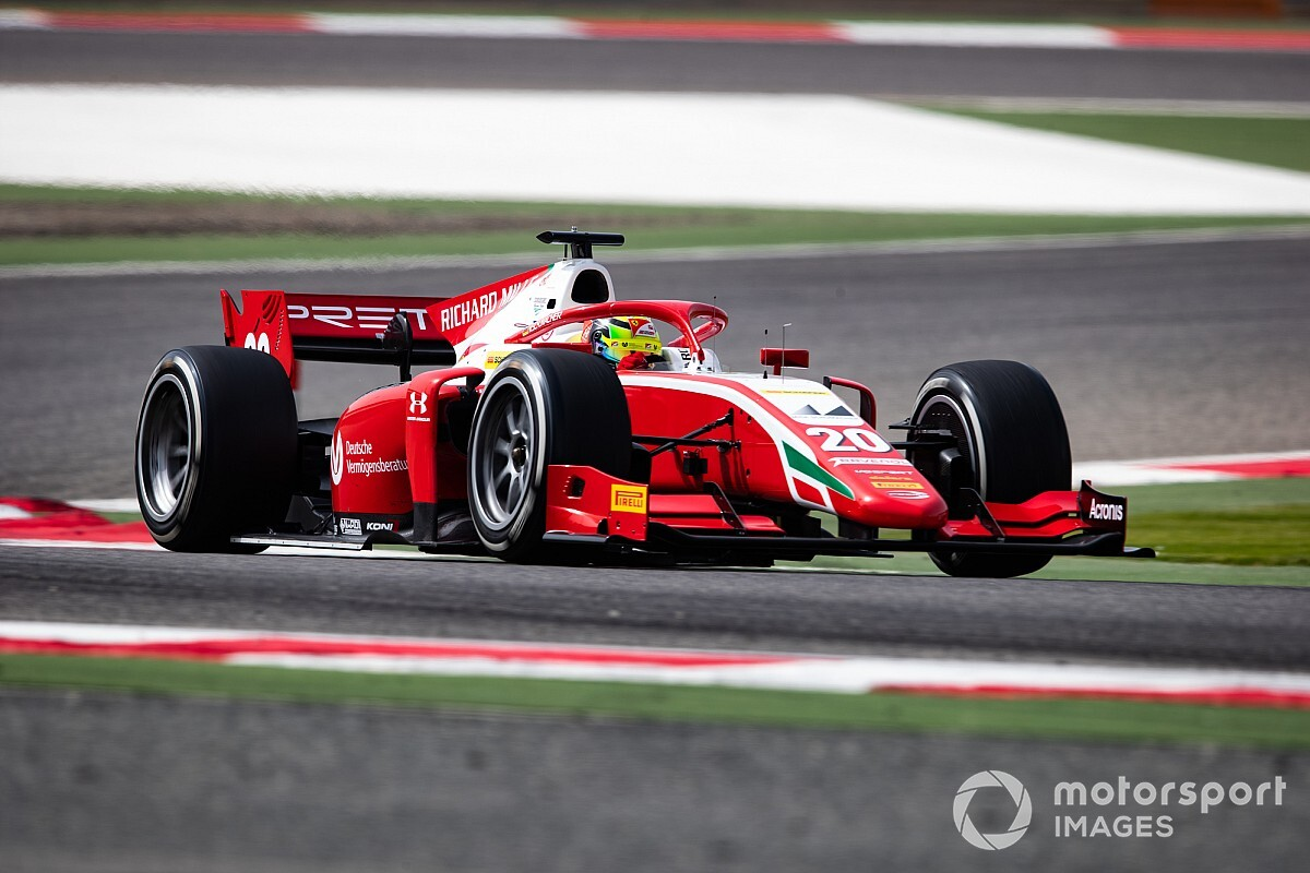 Шумахер-младший: Не попаду в Формулу 1 из-за фамилии