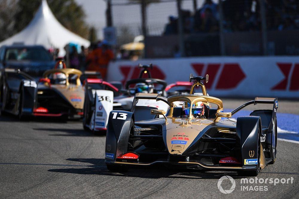 Чемпион Формулы E проведет тесты в IndyCar