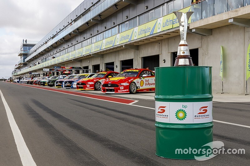 Supercars memorabilia to be auctioned for charity