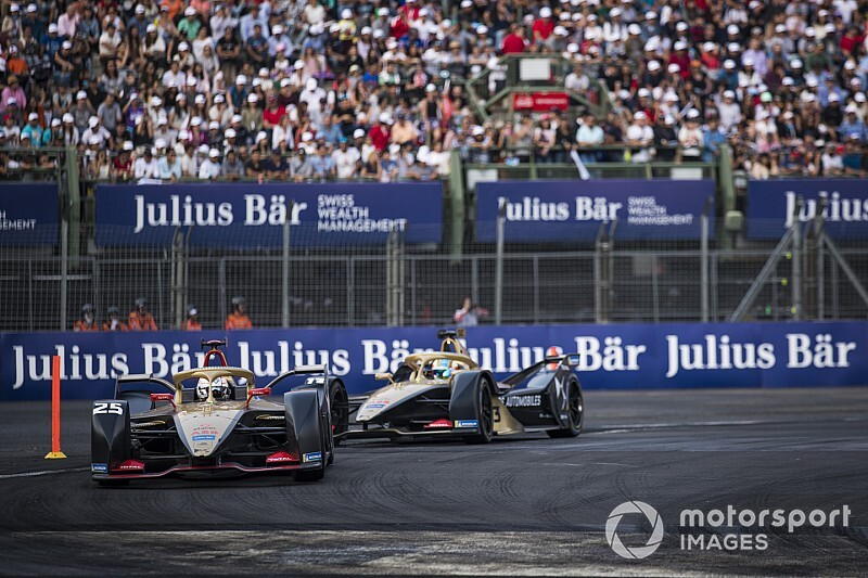 Vergne: Techeetah's strategy hesitation cost me in Mexico
