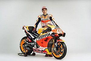 Honda anuncia la renovación de Marc Márquez hasta final de 2024
