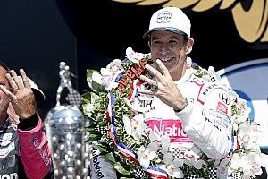 """Indy winner Castroneves: """"I've still got it, don't you think?"""""""