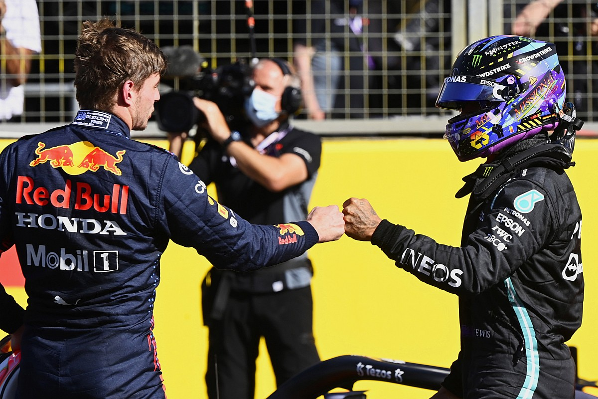 De titelstrijd tussen Verstappen en Hamilton tot dusver (deel 1)