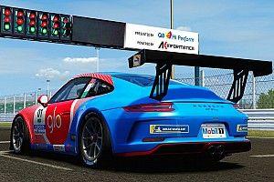 La Porsche Esports Carrera Cup Italia è ripartita e sarà di nuovo in TV!