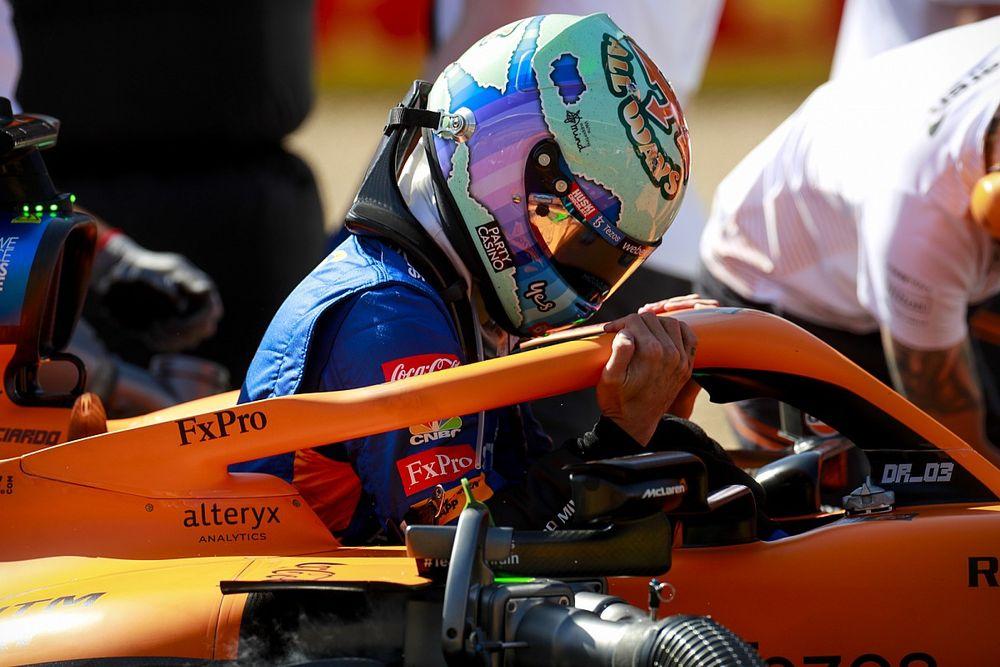 Ricciardo Termotivasi Usai Hasil Finis Terbaik bersama McLaren