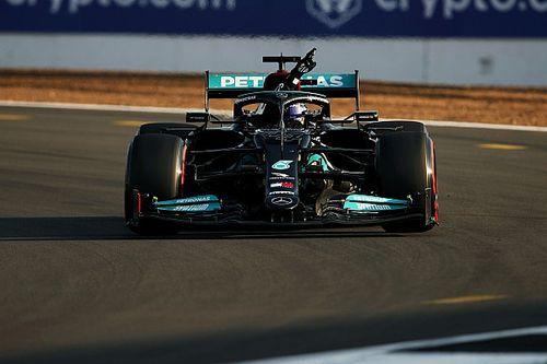 F1- Hamilton: Não havia nada que eu pudesse fazer para segurar Verstappen