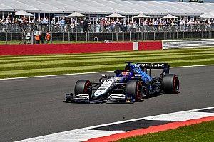راسل يتلقى عقوبة على شبكة انطلاق سباق بريطانيا