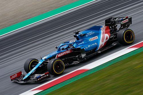 Alpine no impediría que Zhou fichase por Alfa Romeo para 2022