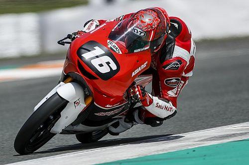Hasil Race 1 CEV Moto3 Spanyol: Semangat Juang Tinggi, Mario Aji Finis Kedelapan