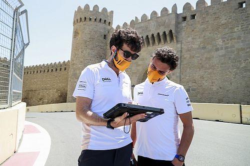 Norris: még én sem tudom úgy vezetni a McLarent, ahogyan akarom