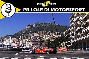 Podcast: Monaco 2001, lo smoking rosso di Schumacher